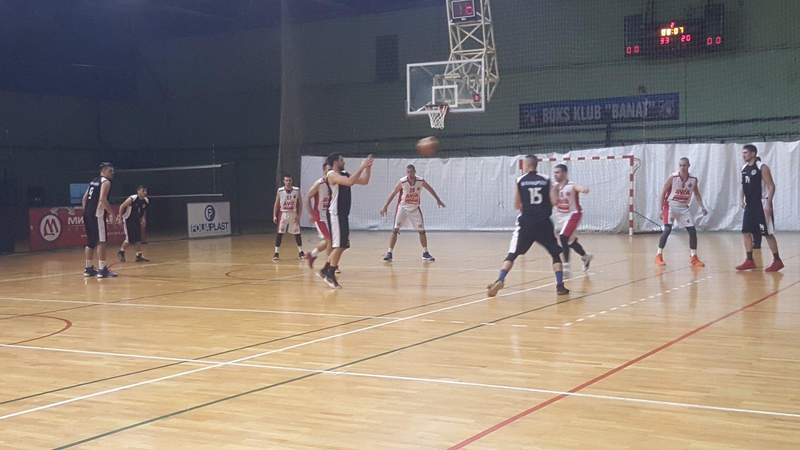 Košarkaški klub Bagljaš Zrenjanin
